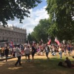 Battle London: The weekend of protests highlights the UK's idealogical rift