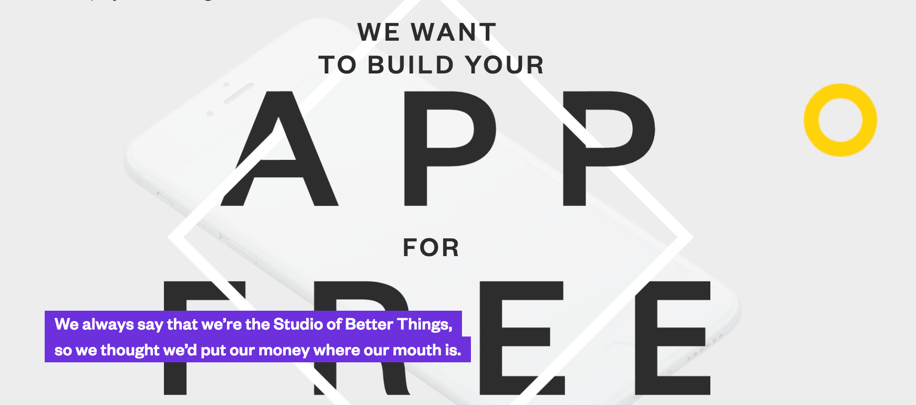 Build My App Competition: How technology can improve lives