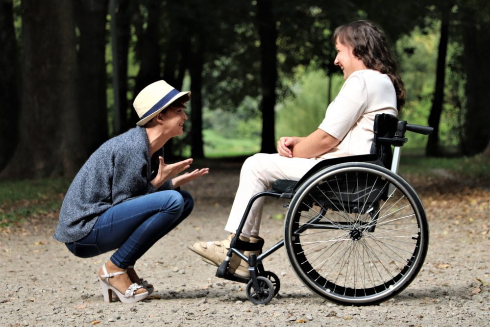 I have an amazing sex life despite using a wheelchair