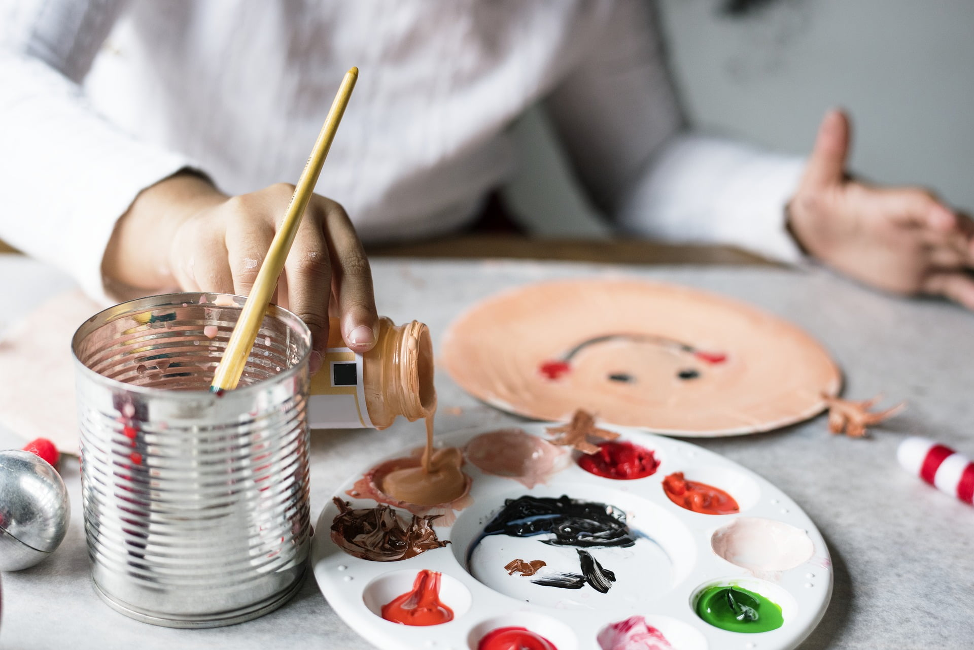 Importance Of Art And Craft In Children's Development