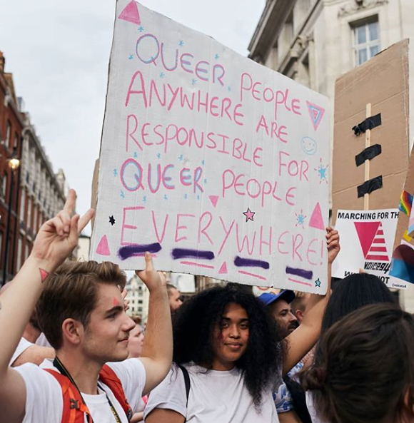 Voices 4 London: The dynamic action group protecting LGBTQI+ people