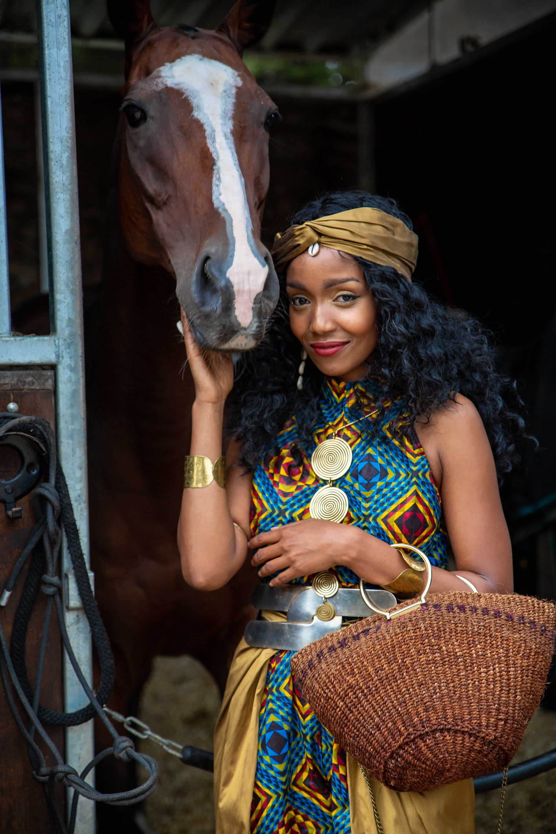 Fashion with Vicky Ngari-Wilson: Working in harmony with nature