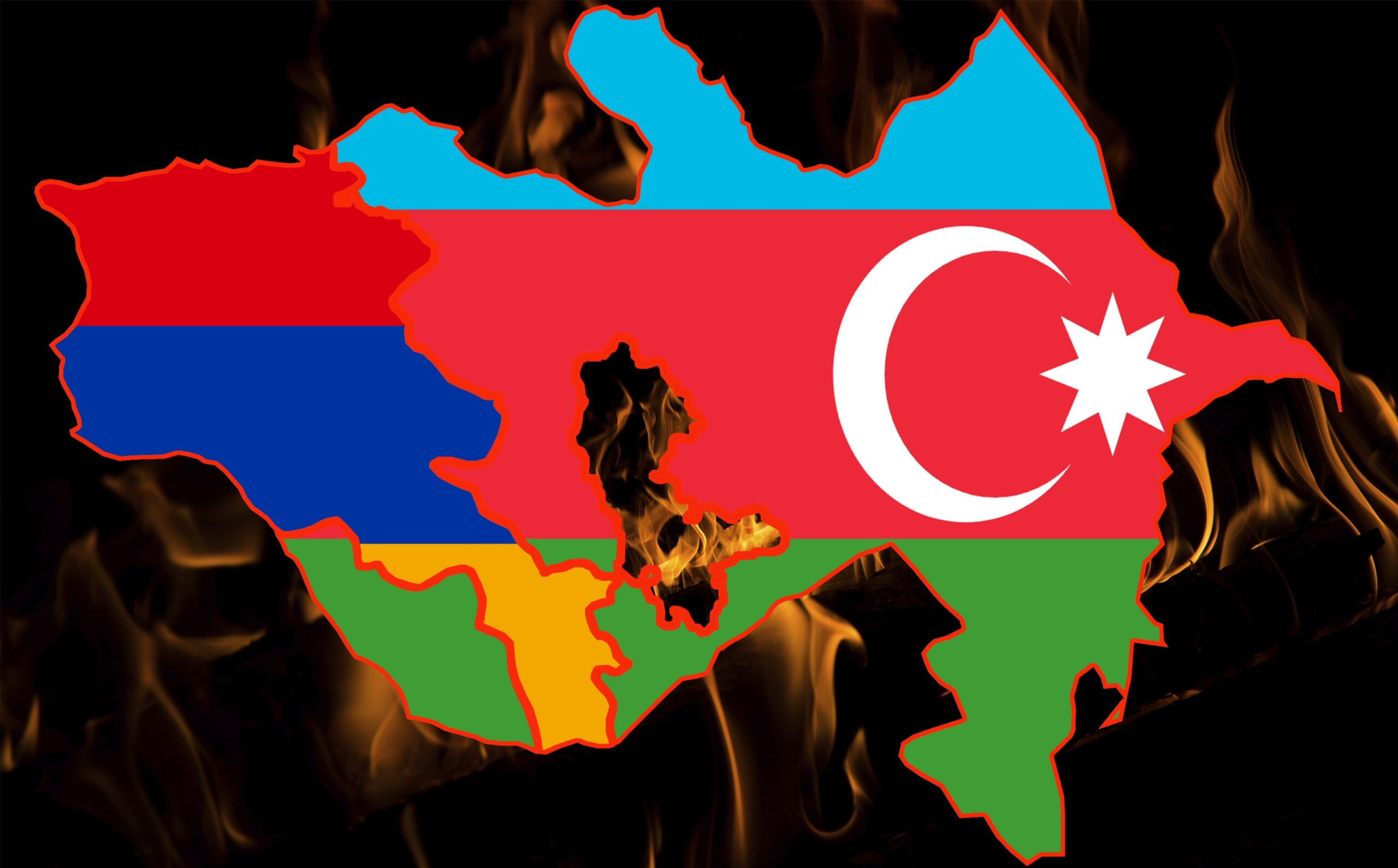 Understanding Armenia Azerbaijan And The Nagorno Karabakh War Shout Out Uk