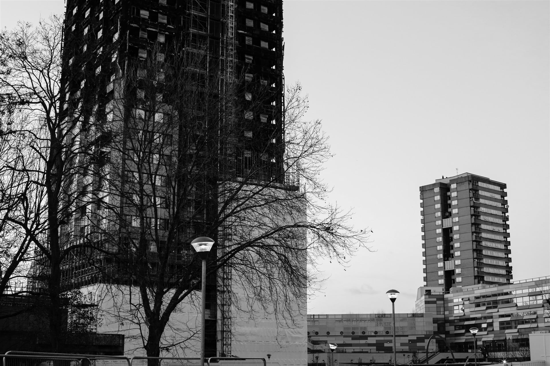 Grenfell was only the tip of the UK's social problem of poverty