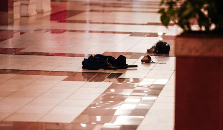 Death toll hits 30 after Nairobi shopping mall attack