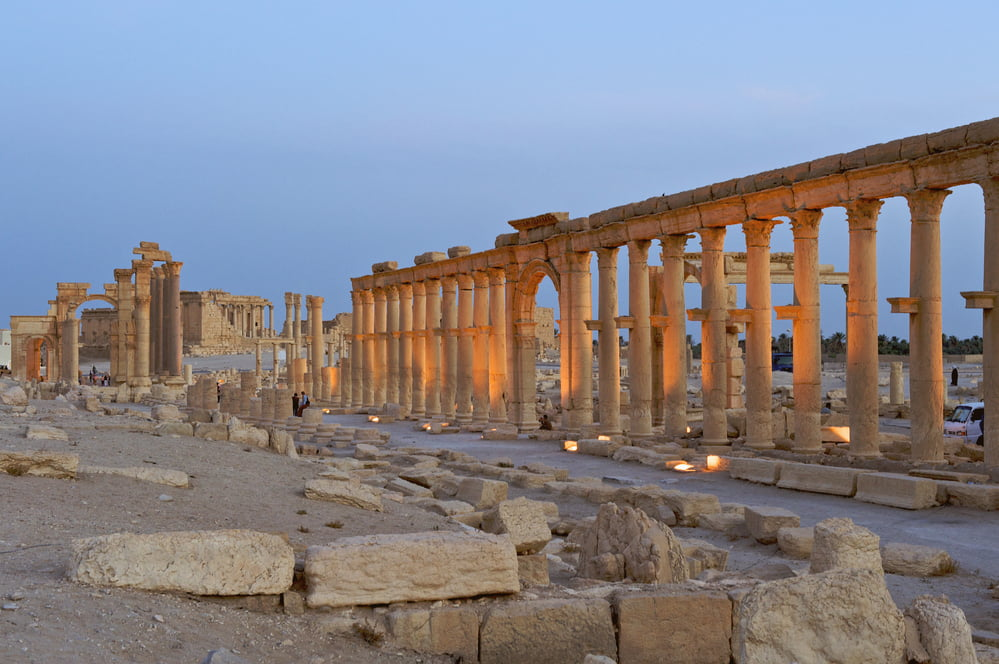 Weekly Briefing: Palmyra, the problem with masculinity and much more