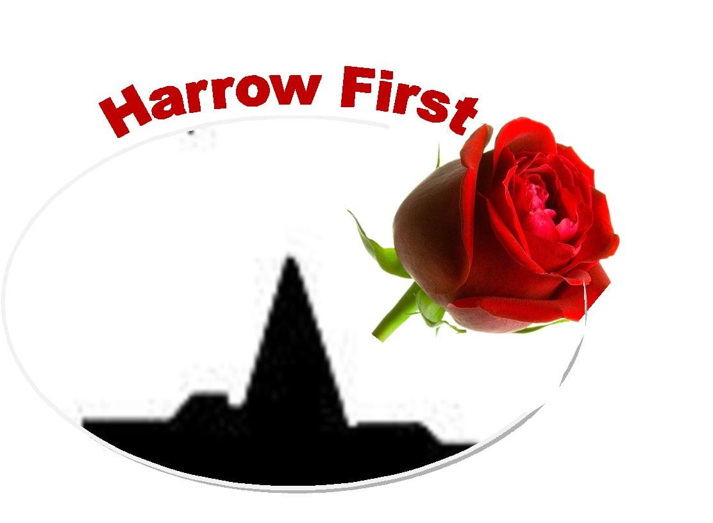 Harrow First Emblem_colour