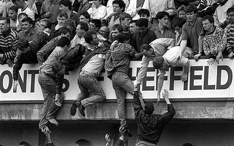 Hillsborough football disaster