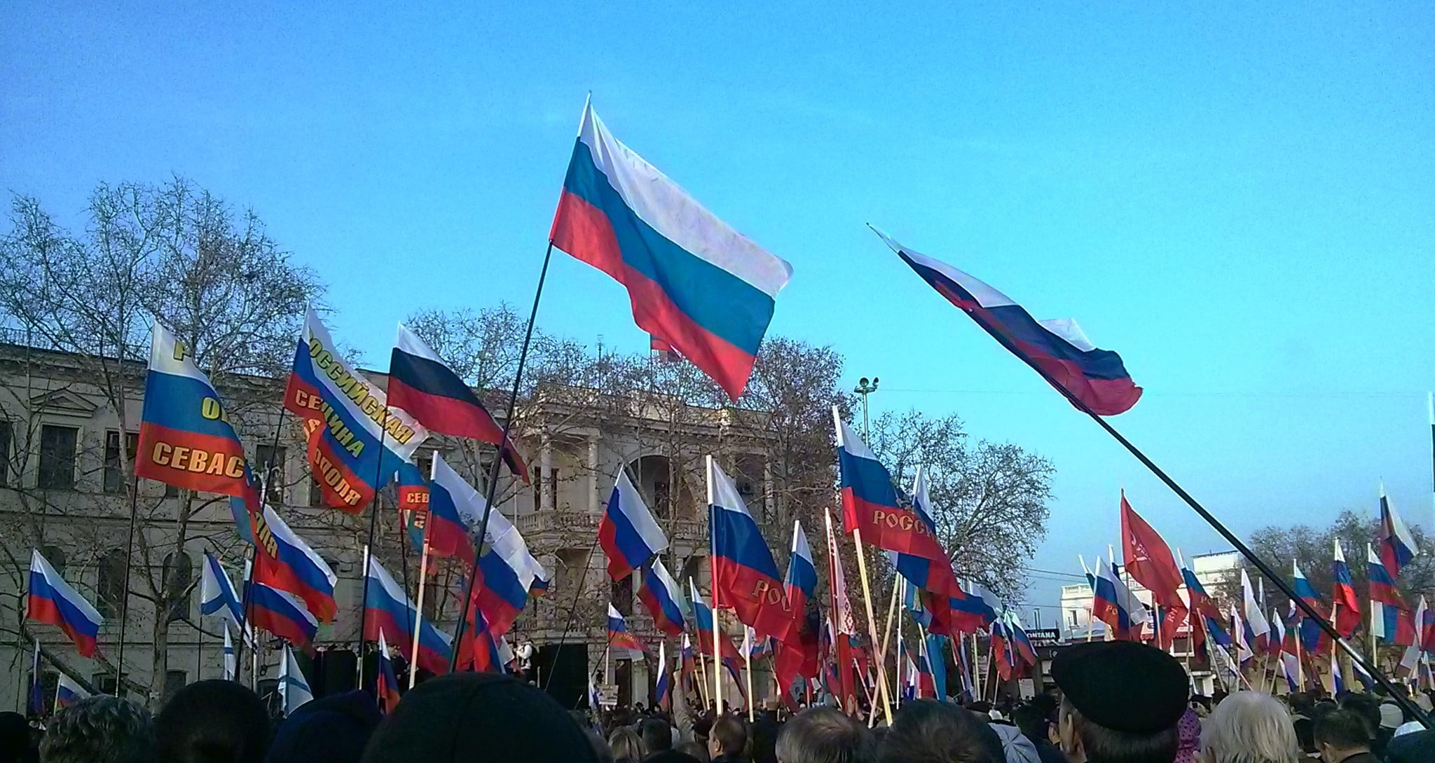 Russia and Ukraine