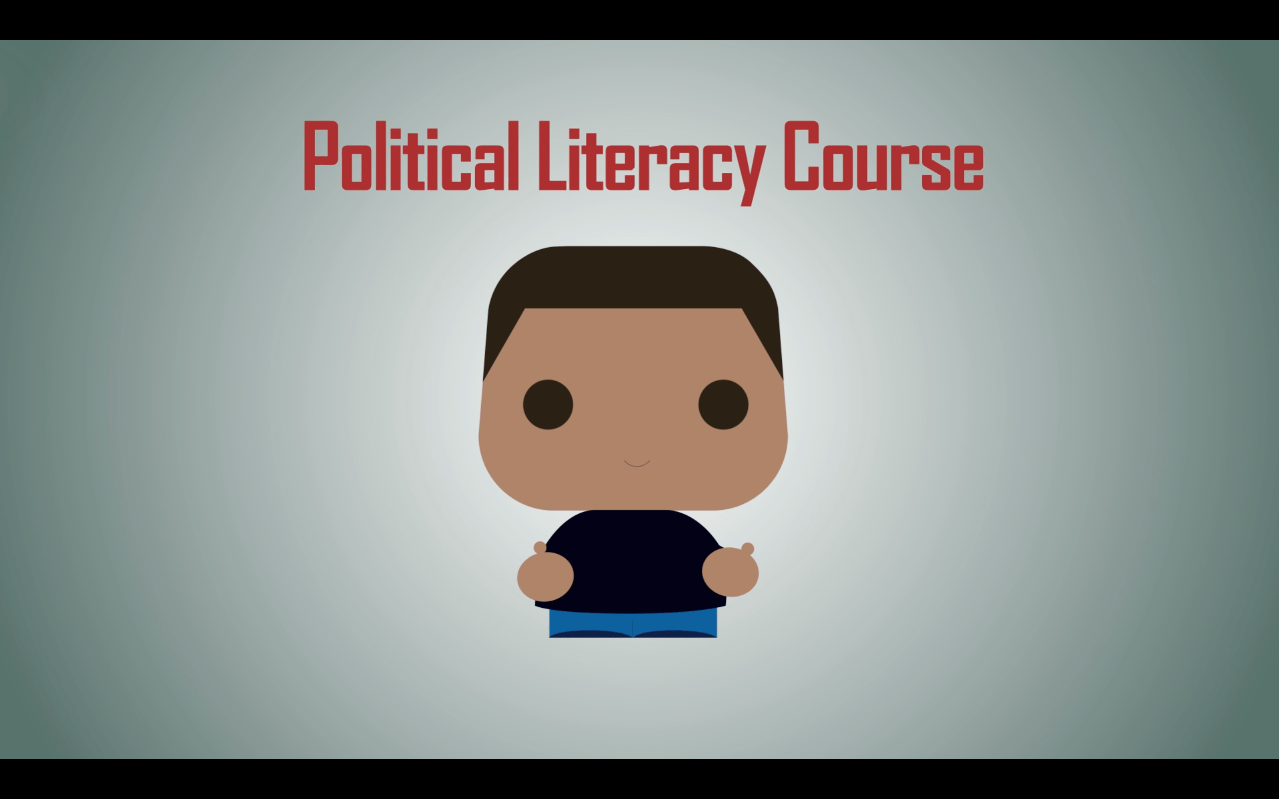 Online Political Literacy Course To Be Released in September 2017!