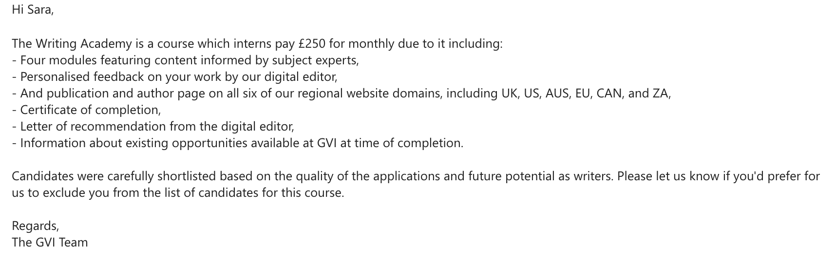 Pay us £1000 to be an intern - bring back the days of unpaid internships!