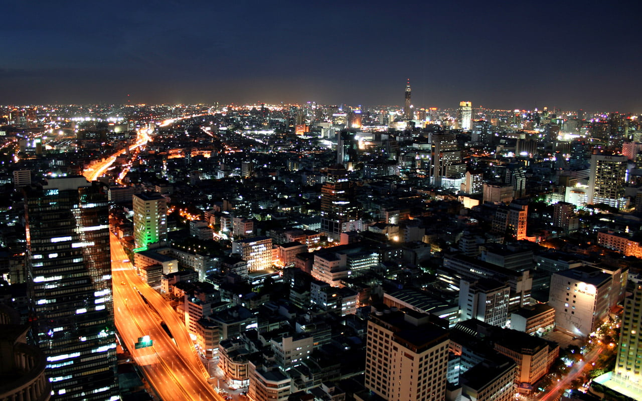 THAiland-cities