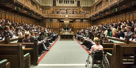 UKYP parliament