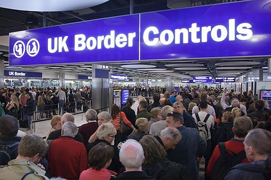 border chaos