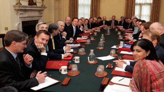 Coalition Cabinet