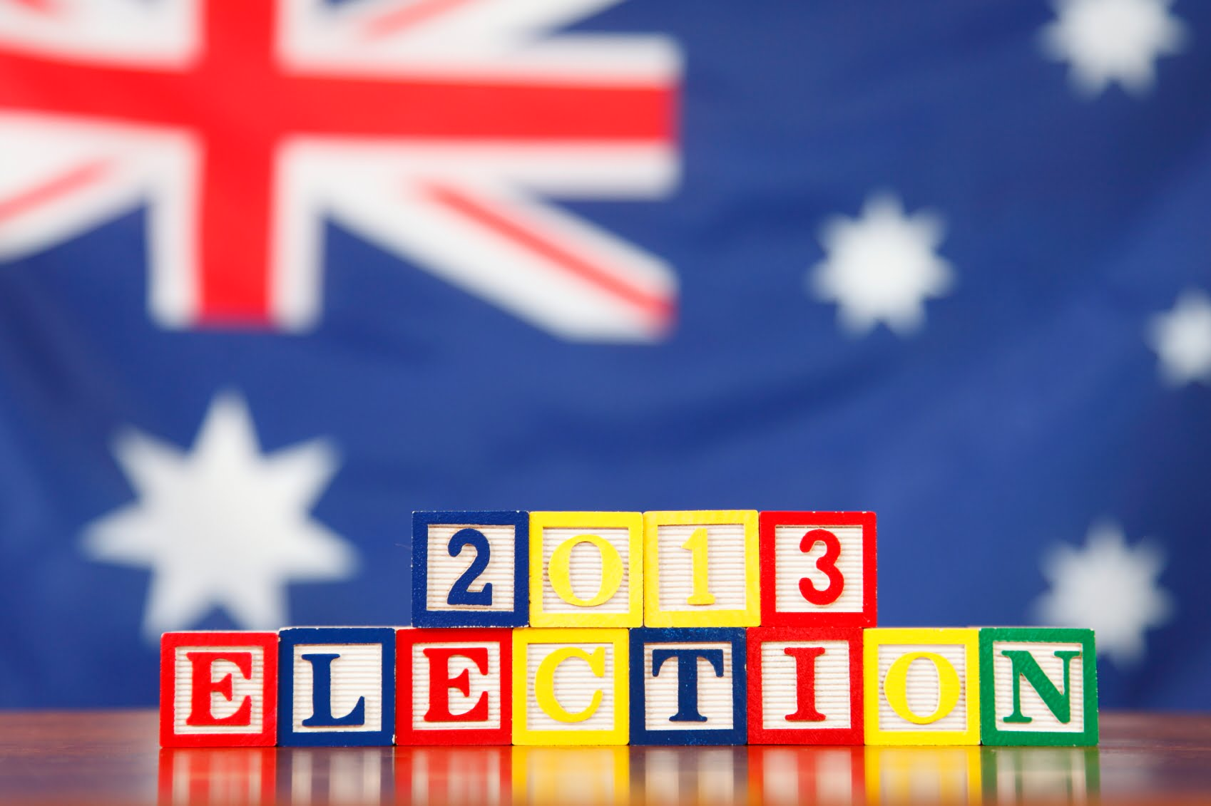 A Fork In The Road For Australia: A Look At The 2013 Elections