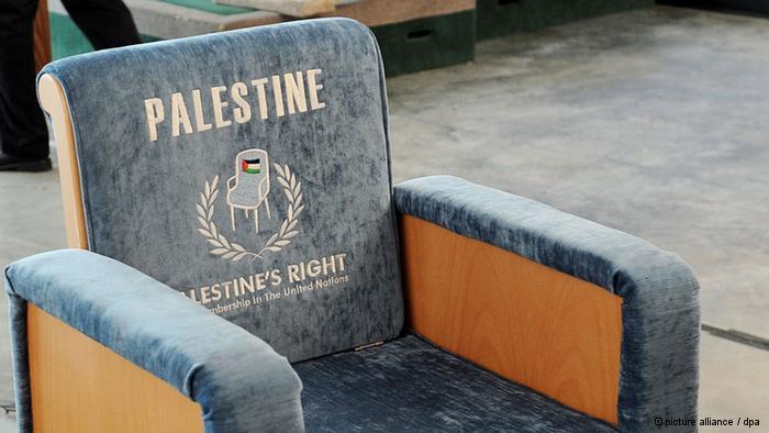 palestine and un