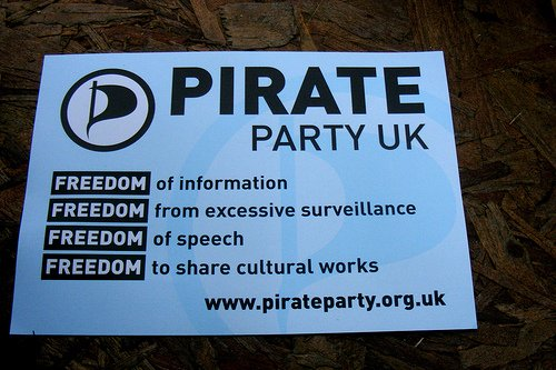 UK Pirate Party