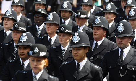 Election for the first Police and Crime Commissioners
