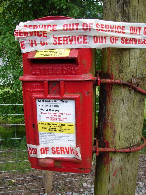 royal mail sell off