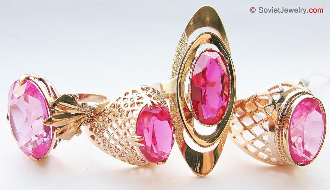 russia jewels