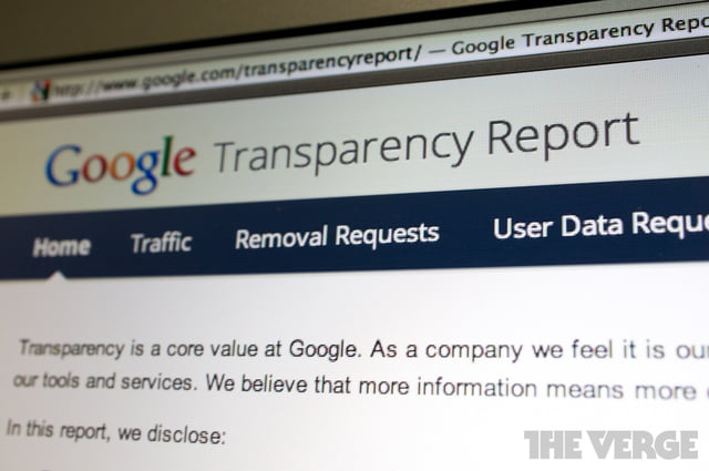 tran report google