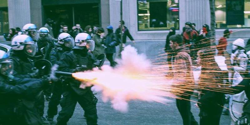 Riots in Turkey