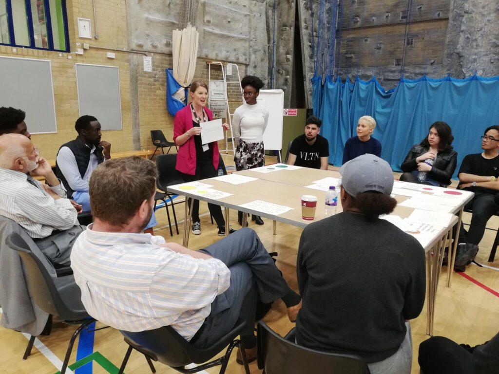 Polifest 2019 with Brunel University